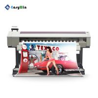 1.8m ECO Solvent Printer Large Format Printing Machine with Cheap Price