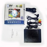 UUvision H.264 / MPEG-2/4 Set-top Box 1080P K2 Full HD DVB-T2 Digital Terrestrial TV Receiver