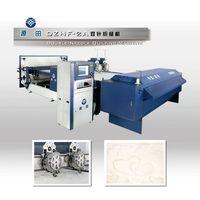 Dual-Needle Quilting Machine