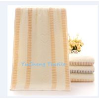 cotton dobby towel for face cleaning