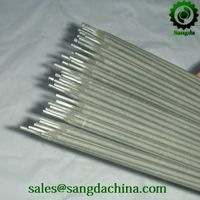 Stainless steel electrode for welding