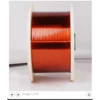 Enameled Rectangular Copper Wiire