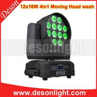 12X10W 4in1 led moving wash light LM-1210 thumbnail image
