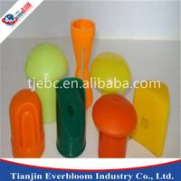 Construction Use Plastic Mushroom Rebar Cap