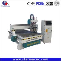 Jinan CNC Router Machine 1325 with CE certificate