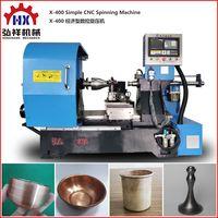 high Quality Cnc Metal Circle Spinning Machine tool X-400 simple