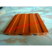The 114 the Great Wall plate wood plastic foaming mould