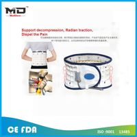 Waist Massager Summer breathable waist protection belt lumbar disc inflatable lumbar traction lumbar