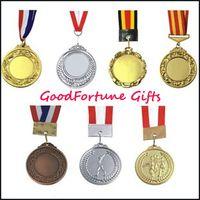 Customed Metal Badges Medal Gold/silver/bronze
