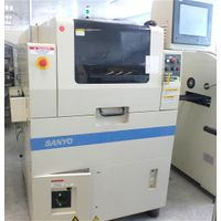 Sanyo TPM-100R screen printer 1set