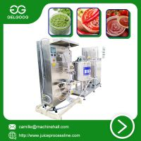 Tomato Sauce mini pasteurization machine Sterilization equipment Reasonable Price thumbnail image
