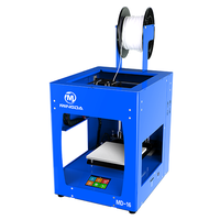 3D printer metal frame super silent printing UI touch screen thumbnail image