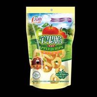 we produce dried fruit apple chips healthy snack food in China thumbnail image