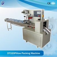 Automatic Bread Packing Machine Fast In Speed