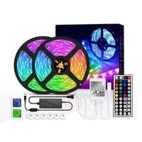 5050 RGB colorful Bluetooth LED light strip
