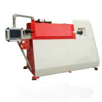 DF-750 4-16mm CNC automatic stirrup wire bending machine for construction  thumbnail image