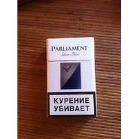 Parliament Full Flavor King Size Box Cigarette, Made in Switzerland