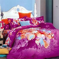 Polyester Bedsheet Fabric