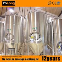 500L craft beer breweries in bend beer brewign euqipment with nice quality