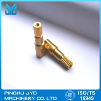 Top sale cnc brass parts