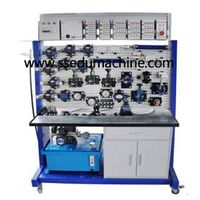 Electro Hydraulic Training Workbench Technical Teaching Equipment