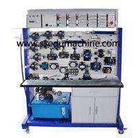Electro Hydraulic Training Workbench Technical Teaching Equipment