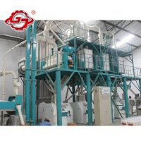 50T/D Maize Meal Machine,Maize Meal Grinding Machine
