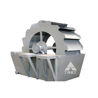 Impeller sand washing machine High-efficient Sand Washing Machine  Industrial Sand Washing Equipment thumbnail image