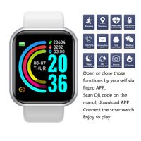 Smart Watch Compatible iPhone and Android Phones Watches for Men Women Fitness Tracker thumbnail image