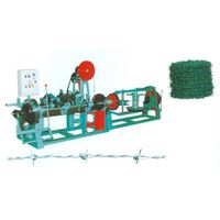 Double - Strand General Barbed Wire Machine
