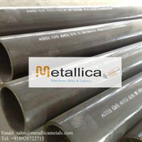 Top ASTM A333 Gr 6 Seamless/Welded Carbon, Alloy Steel Pipes Dealer thumbnail image