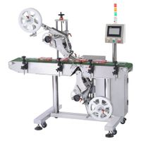 Automatic Top and Bottom Labeling Machine - LTB300 thumbnail image