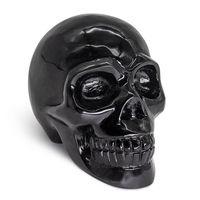 Obsidian Skulls