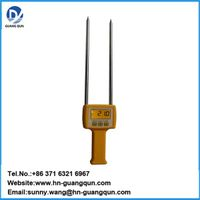 TK100S Portable Rice Moisture Meter with Electrical Resistance Method, Automatic temperature Compens