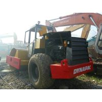 USED DYNAPAC CA30D ROAD ROLLER thumbnail image