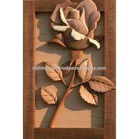 Intarsia handicraft