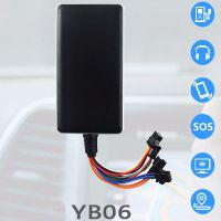 Multi-functional GPS Vehicle Tracker