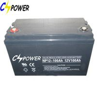 UPS Battery 12V 100ah AGM SLA Battery (CS12-100D)