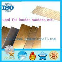 SELL CuPb10Sn10+SAE1010 Bimetal strips,Steel back Sn Bronze Tape,Steel back alloy strips,Steel back thumbnail image