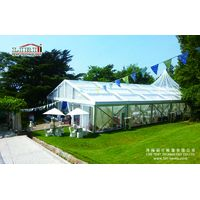 Luxury Aluminum Wedding Tent with Cassette Flooring System