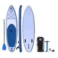 Explorerboards X09 Inflatable Stand Up Paddle Board Package
