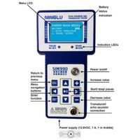 Echo Sounder and Transducer Tester & Simulator SIM990