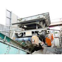 "USED HITACHI MODEL HR420G MOBILE JAW CRUSHER SIZE 42"" X 20"" thumbnail image"