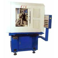 Two Spindle Slide Type Drilling and Tapping Machine