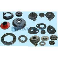 Rubber slurry pump parts rubber pump parts slurry pump spare parts OEM Pump parts wholesale thumbnail image