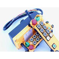 Hoist crane radio remote control switch thumbnail image