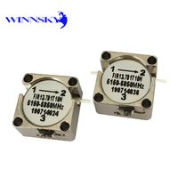 WINNSKY 5G RF Isolator 5150MHz~5850MHz Broadband/Wideband Drop-in Package TAB Original Designer