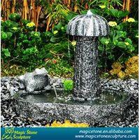 Big led water fountain