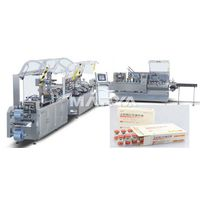 Tablet and Capsule Blister packing and cartoning production line thumbnail image