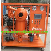 Steam & Gas Turbine Oil Filtration and Flushing Machine